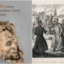 Bus pristatyta knyga apie Gedimino kalne rastų sukilėlių istoriją