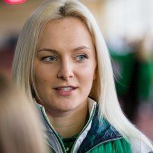 I. Serapinaitė pateko į pasaulio taurės varžybų Prahoje finalą