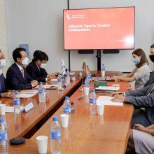 S. Kairys: Lietuvos ir Pietų Korėjos santykiuose kultūrai tenka reikšmingas vaidmuo