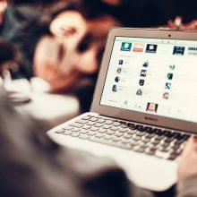 Pranešimų apie žalingą turinį internete gauta penkis kartus mažiau