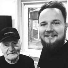 M. Bartuševičiaus senelis ragina neįsileisti anūkų: sakykite, kad pametėte raktą