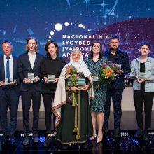 Įteikti Nacionaliniai lygybės ir įvairovės apdovanojimai