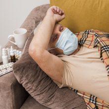 Skiepytiems Lauksargių globos namų gyventojams susiformavo imuninis atsakas į koronavirusą