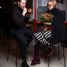 V. Šaulytės patarimai Valentino dienai – kokį stilių rinktis jam ir jai?