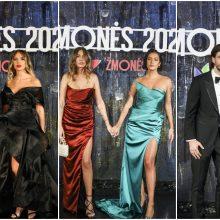 """Apdovanojimai """"Žmonės 2020"""" subūrė ryškiausias garsenybes"""