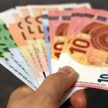 VMI: 445 įmonės išmokėjo beveik 18 mln. eurų dividendų
