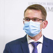 A. Dulkys: problemos Šiaulių ligoninėje yra ilgalaikės, pandemija jas paaštrino