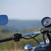 Palangoje avarijoje nukentėjo ir vairuotojai, ir nepilnametis motociklo keleivis