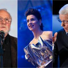 Paaiškėjo Nacionalinių kultūros ir meno premijų laureatai