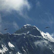 Nepalas ir Kinija kartu matuos tikslų Everesto aukštį
