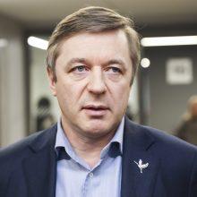 """Dėl paramos prezidento rinkimuose """"valstiečiai"""" spręs tik susitikę su kandidatais"""