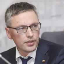 V. Bakas prašo NSGK pasidomėti, ar lėšos krizei suvaldyti naudojamos skaidriai