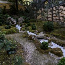 Vilniuje planuojamas įrengti japoniškas sodas pabrango dukart