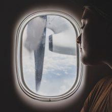 Pasirūpinkite savo širdimi: kaip tinkamai pasiruošti kelionei lėktuvu