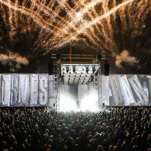 Nuo Vilniaus iki Berlyno nuvilnijo Laisvės banga: skambėjo muzika, kuri griovė sienas