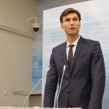 D. Kuliešius: A. Ribnikovą į teisėsaugos institucijas nukreipiau kaip pranešėją