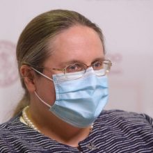 A. Širinskienė pratrūko: savo mamos nemačiau daugiau nei metus!