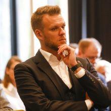 G. Landsbergis po rinkimų kol kas nemato galimybės dirbti tik su LLRA–KŠS