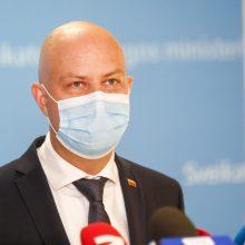 Ministras apie situaciją Radviliškyje: tokie pasisakymai yra nelogiški