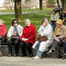 Senelius siūloma pagerbti atmintina diena