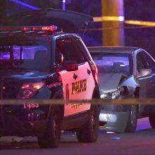 Džordžijoje per ginčą kieme vyras nušovė tris paauglius