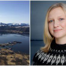 Norvegijos kaime gyvenanti garsi vaikų rašytoja: aš rašau apie savo kasdienybę