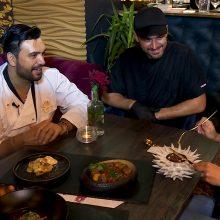I. Kvik paatviravo apie romų restoraną: paauksuoti cepelinai ir keptas ežys