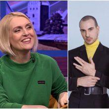 """R. Ščiogolevaitė apie """"The Roop"""" """"Eurovizijoje"""": o jei laimėtumėm, na, ir ką?"""