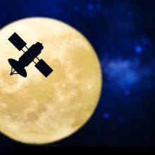Kanada ketina iki 2026 m. Mėnulyje nutupdyti mėnuleigį