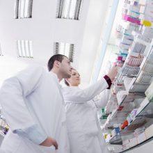 Atnaujinus e. sveikatos veiklą, vaistinės baiminasi receptų dubliavimosi