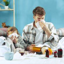 Vaistininkė patarė, kaip gelbėtis, kai puola virusai