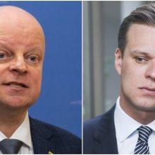 Premjeras apie G. Landsbergio kritiką Vyriausybei: tai arba melas, arba veidmainystė