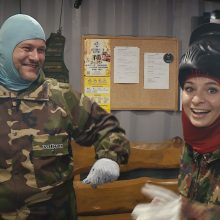G. Tetenskaitė grįžta į televiziją: poligone – su Merūnu, Žvėrinčiuje – su A. Bosas