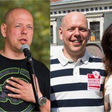 Oficialu: teismas G. Liaudanską-Svarą išskyrė su žmona