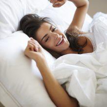 Kaip kokybiškai išsimiegoti, o iš ryto jaustis žvaliai?