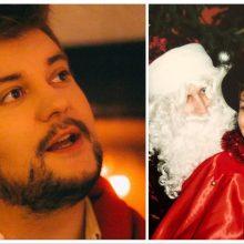 D. Varnas pristato kalėdinę dainą: ne dovanos, o meilė teikia džiaugsmą