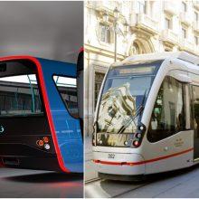 Dėl transporto ateities – politikų aistros: Klaipėdoje tramvajaus nebus