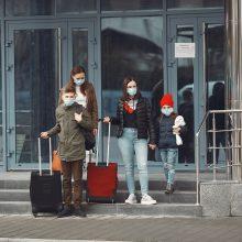 Keičiasi saviizoliacijos taisyklės vykstantiems į Daniją, Estiją, Nyderlandus