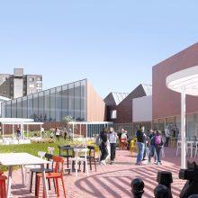 Kaip atrodys nauja Pilaitės mokykla – 18 architektūrinių idėjų