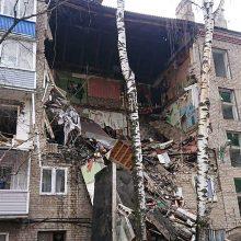 Po sprogimo daugiabutyje netoli Maskvos žuvo mažiausiai vienas žmogus