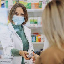 Apklausa: 7 iš 10 gyventojų norėtų kompensuojamųjų vaistų receptus pratęsti vaistinėje