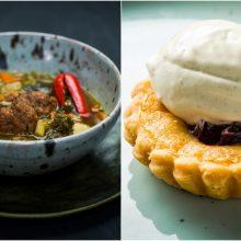 Savaitgalio pietums – azijietiška sriuba ir tartaletės, pagardintos naminiais ledais