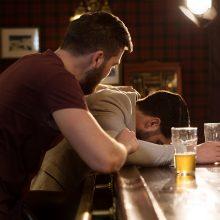 Alkoholio nulemtos ligos pernai pareikalavo daugiau gyvybių