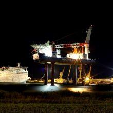 Baigiamas statyti naujasis Smiltynės perkėlos keltas: pirmus keleivius plukdys liepą