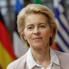 ES lyderiai dėmesį nukreipė į klimato ir biudžeto klausimus