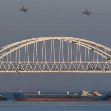 ES metams pratęsė sankcijas Rusijai dėl Krymo aneksijos