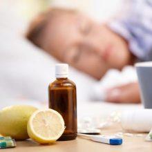 Lietuvoje vėl padaugėjo sergančiųjų peršalimo ligomis