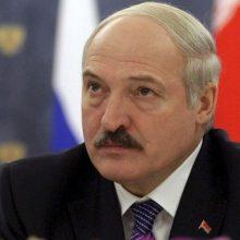 A. Lukašenka paskelbė, kada įvyks pirmalaikiai Baltarusijos parlamento rinkimai