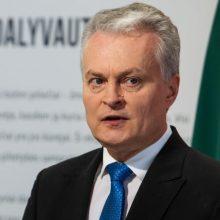 STT informacija G. Nausėdos sprendimo nepakeitė: R. Žaliūnas taps jo gydytoju