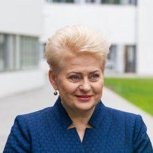 Prezidentė: naujoji infekcinių ligų ligoninė Vilniuje – moderniausia Baltijos regione